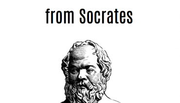 Lessons of Persuasion from Socrates