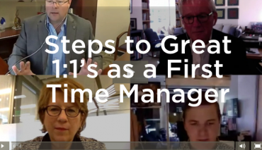 Steps to a Great Manager