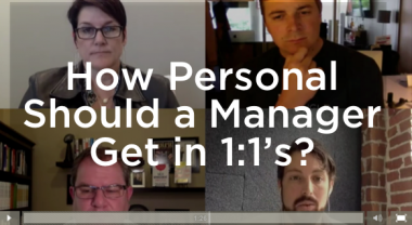 How personal manager
