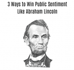 Win Public Sentiment