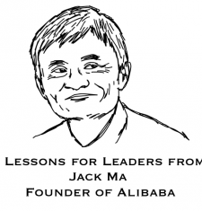 leadership lesson from Jack Ma